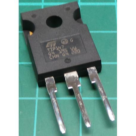 TIP147, PNP Darlington Transistor, 100V, 10A, 125W