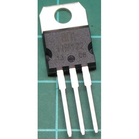 TIP122, NPN Darlington Transistor, 100V, 8A, 62.5W
