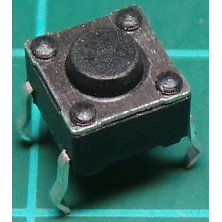 Micro Switch SPST, Push to Make, Non-Latching, Momentary