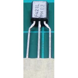BF421, PNP Transistor, 300V, 0.05A, 0.83W