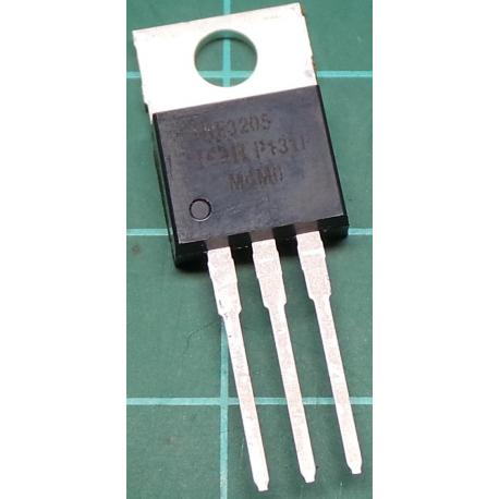 IRF3205, N Channel FET, 55V, 110A, 200W