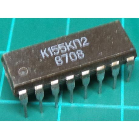 K155Kn2, Russian TTL clone, Old Stock