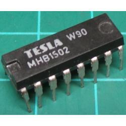 MHB1502, 8 bit Register