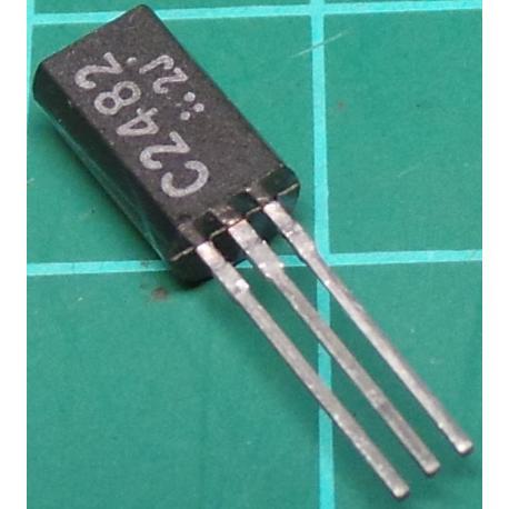 2SC2482, NPN Transistor, 300V, 100mA, 900mW