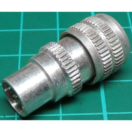 TV Antenna Connector, Plug, for Cable