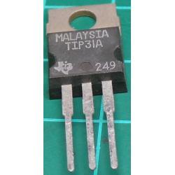 TIP31, NPN Transistor, 60V, 3A, 40W