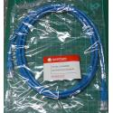 RJ45 Patch Lead, CAT6, Blue, 3m