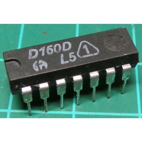 D160D, 7460 Clone, Dual 4 Input Expanders