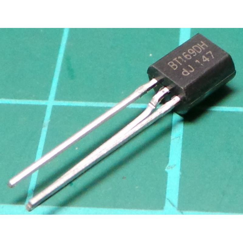 Bt169d Triac 0 5a 400v Dsmcz