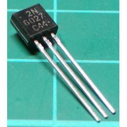 2N6027G, 0.35W, Programmable Unijunction Transistor