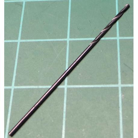 Drill Bit, 0.8mm, HSS