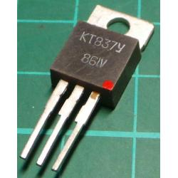 KT837U, PNP Transistor, 30V, 8A, 30W