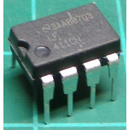 LF451, JFET Op Amp, Wide Bandwith