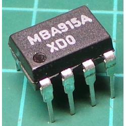 MBA915A, 0.5W Audio Amplifier