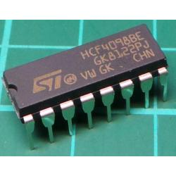 4098, Dual monostabile multivibrator