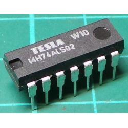 74ALS02, Quad 2-Input NOR gate