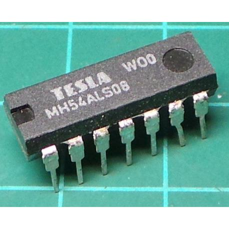 74ALS08, Quad 2-Input AND gate