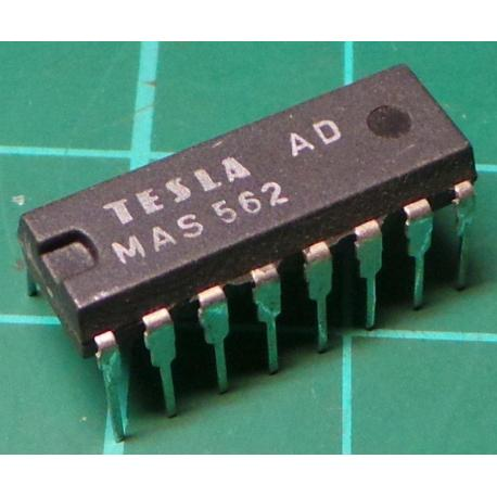 MAS562, Contactless Switch IC - 8 Way
