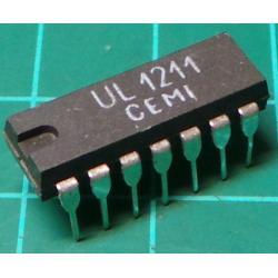 UL1211, AM/FM Tuner IC