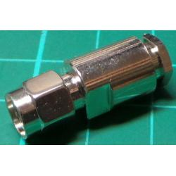 SMA Connector for 3mm cable (RG174, RG188, RG316/U)