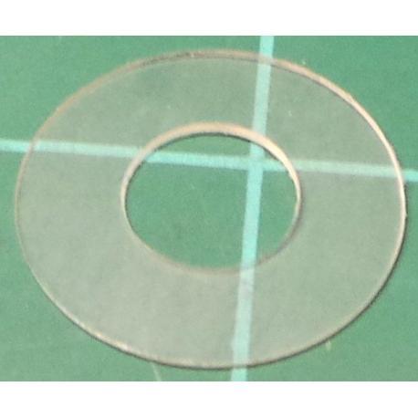 M5 Washer, Insulating, 12mm diameter