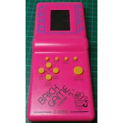 Handheld Game, Tetris and others, Random Colour