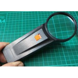 Magnifying Glass, With LED Illumination, 3x