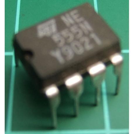 NE555N, Timer IC