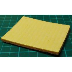 Soldering Iron sponge, 70x52mm