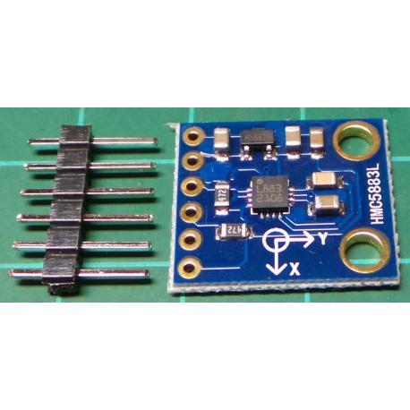 3 Axis Electronic Compass Magnetometer Sensor Module HMC5883L
