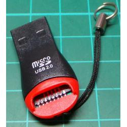 MicroSD to USB Adaptor