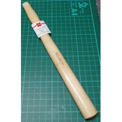 Hammer shaft, Hickory, 14mm x21mm x 310mm