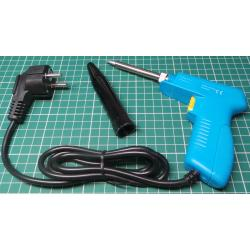 Soldering Pistol, 2 heat settings, 30W, 130W, quick Heat up, (European Plug)
