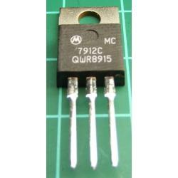 MC7912C, -12V, 1.5A Voltage Regulator