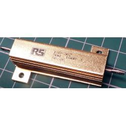 Resistor, 100R, 5%, 50W