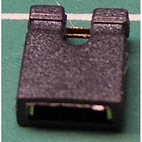 Jumper, 2.54mm Pitch