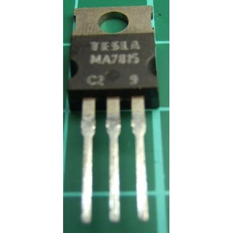 MA7815, 15V, 1A, Voltage Regulator