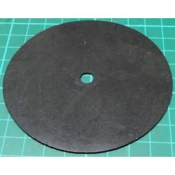 Toroidal Transformer Insulating pad, 90mm dia, 8mm hole