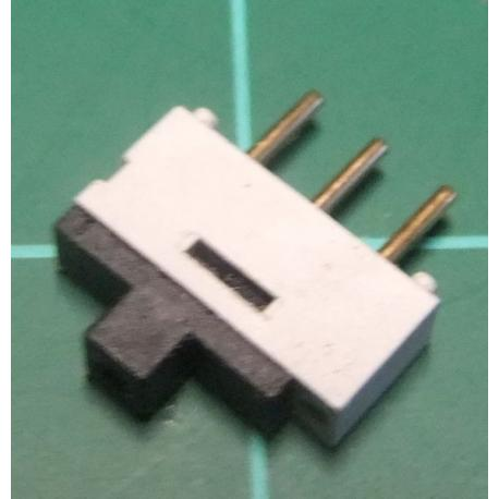Miniature Slide Switch, SPDT