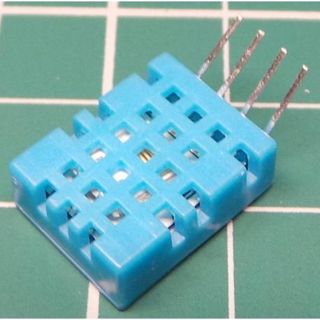 Resistive Digital humidity sensor module, DHT11