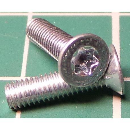 Screw M3x10 Countersunk Head