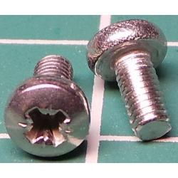 Screw M3x6 Head