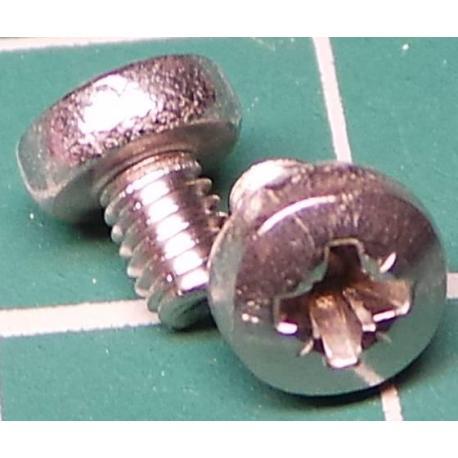 Screw M3x5 Head