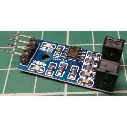 Slot Type Optocoupler Module 3.3V-5V