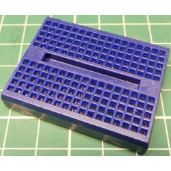 Breadboard, 47x35mm, 170 Hole, Blue