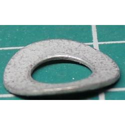 Wavy Washer, M5, 10mm Diameter