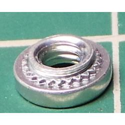 Self Clinching Nut, M4x7