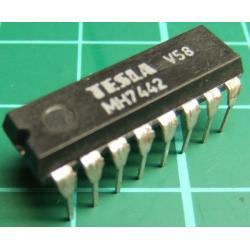 7442, TESLA, BCD to decimal decoder