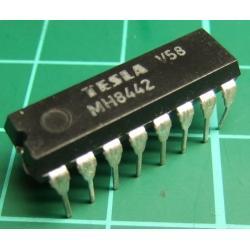 7442 (Hi spec 7442 ), TESLA, BCD to decimal decoder