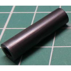 Distanční sloupek plastový KDR25 3,6/7mm, v25mm